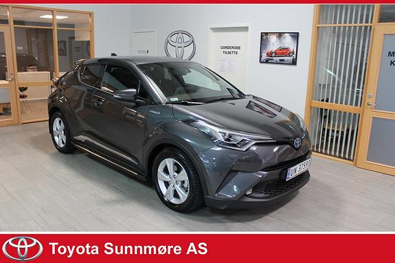 Toyota C-HR 1,8i Hybrid Supreme Tech **TOPPUTSTYRT**LAV KM**SKINN**  2017, 4500 km, kr 335000,-