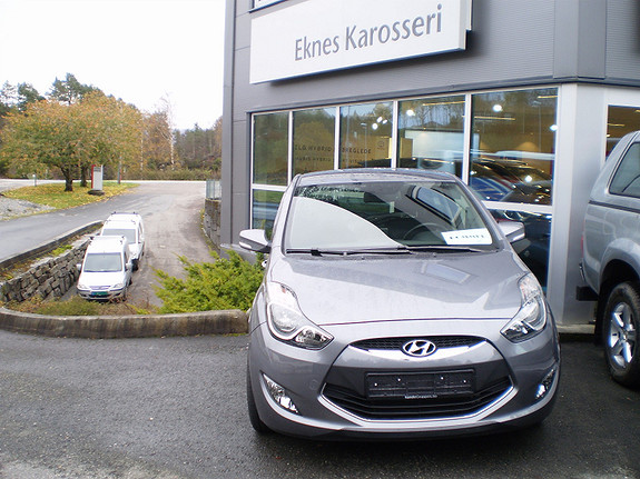Hyundai ix20 Exutiven  2014, 29800 km, kr 154656,-
