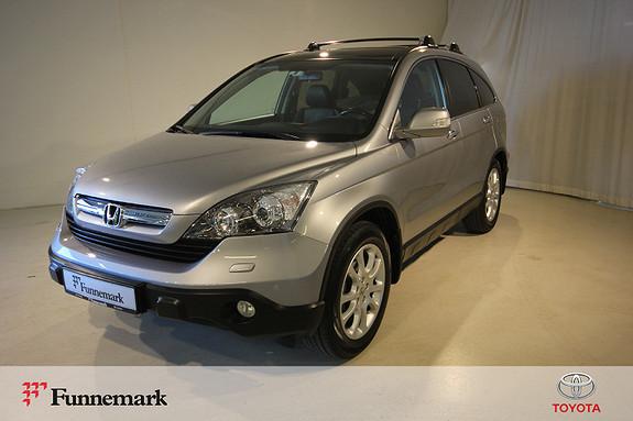 Honda CR-V 2,0 Executive 5AT Adv  2007, 48700 km, kr 159000,-