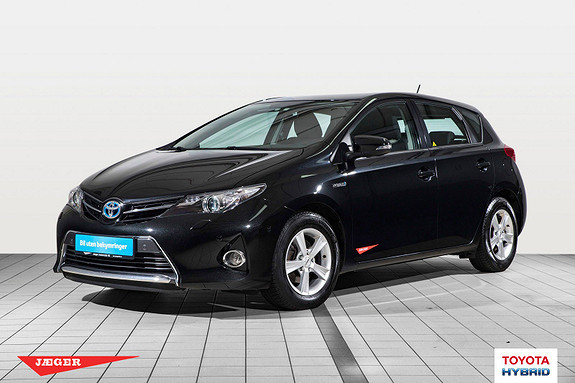 Toyota Auris 1,8 Hybrid E-CVT Active  2013, 42100 km, kr 179000,-