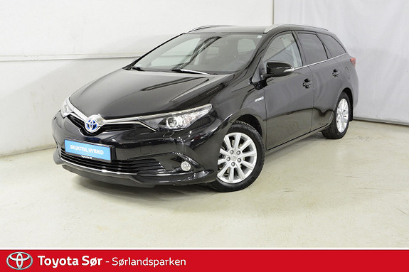 Toyota Auris Touring Sports 1,8 Hybrid Active Sport  2017, 35 000 km, kr 265 000,-