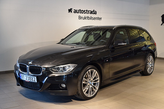 BMW 3-serie 320d xDrive Touring 184hk Sportsautomat og M-Sport