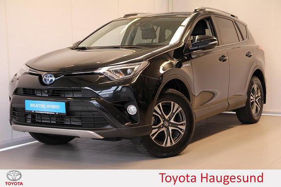 Toyota RAV4 Hybrid AWD Executive  2018, 4000 km, kr 479000,-
