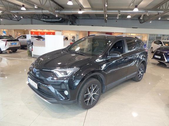 Toyota RAV4 Hybrid AWD 71n Edition  2018, 16700 km, kr 449000,-