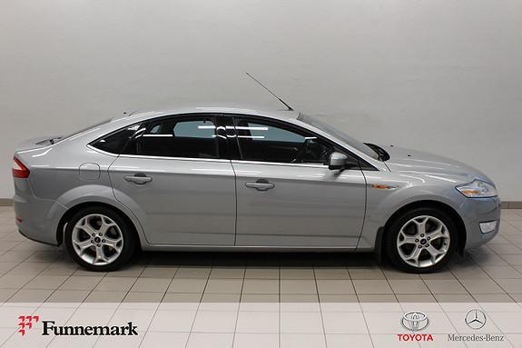 Ford Mondeo 2,0 TDCI 115hk Titanium Lav km.! Xenon DAB+ Cruisek. mm  2009, 87000 km, kr 95000,-