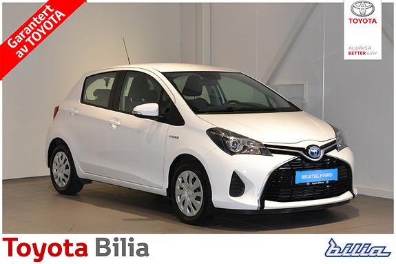 Toyota Yaris 1,5 Hybrid Active e-CVT  2015, 35600 km, kr 156000,-