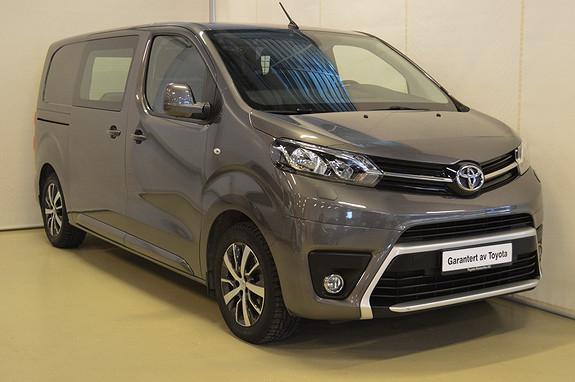 Toyota Proace 1,6 D 115 Comfort Medium L1H1 Tilhengerfeste  2016, 44000 km, kr 249000,-