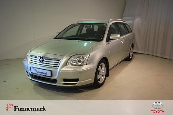 Toyota Avensis 1,6 Business  2005, 152300 km, kr 69000,-