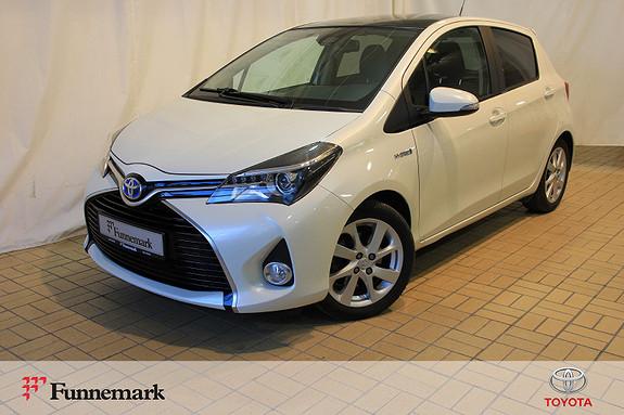 Toyota Yaris 1,5 Hybrid Style e-CVT  2015, 40093 km, kr 185000,-