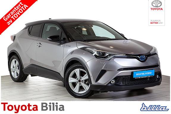 Toyota C-HR 1,8i Hybrid Lounge Tech , Godt utstyrt, automat,  2018, 20907 km, kr 345000,-