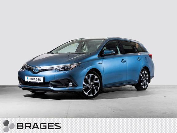 Toyota Auris Touring Sports 1,8 Hybrid Style Navi, Cruise, R.kamera  2015, 45100 km, kr 249000,-