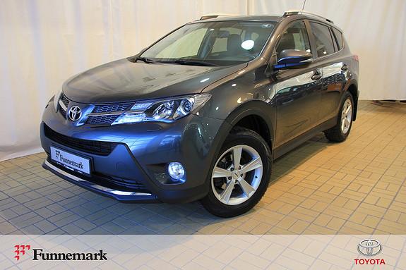 Toyota RAV4 2,0 4WD Multidrive S Active  2013, 73436 km, kr 299000,-