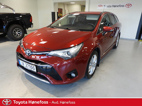 Toyota Avensis Touring Sports 1,8 Active Style M-drive 7S Navi, ++  2017, 23800 km, kr 329000,-
