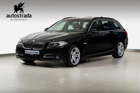 BMW 5-serie 520 X-drive