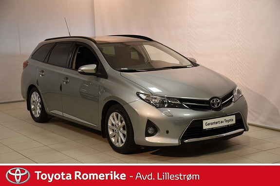 Toyota Auris Touring Sports 1,6 Mdrive Style  2014, 39315 km, kr 179000,-