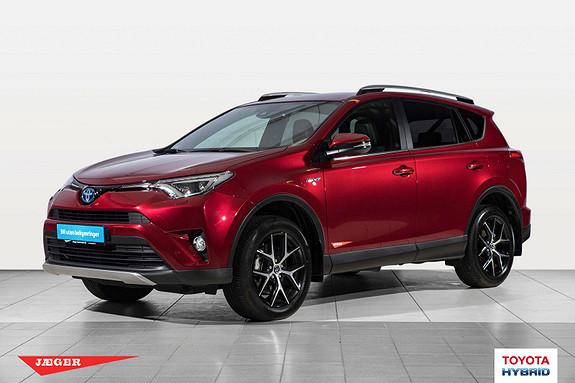 Toyota RAV4 Hybrid AWD Active Style  2018, 7876 km, kr 449000,-