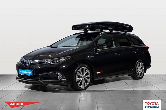 Toyota Auris Touring Sports 1,8 Hybrid Executive  2015, 54000 km, kr 259000,-