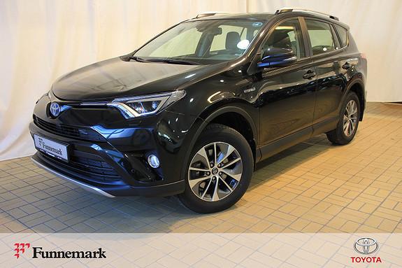 Toyota RAV4 Hybrid 2WD Active S  2016, 20507 km, kr 359000,-