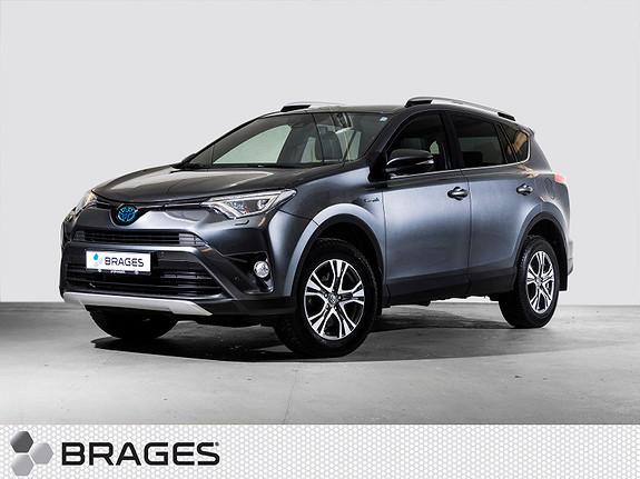 Toyota RAV4 Hybrid 2WD Active Style Navi, AdapCruise, El.sete, DAB+  2016, 50900 km, kr 359000,-
