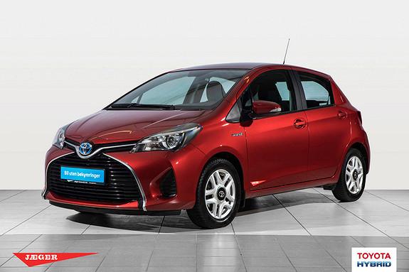Toyota Yaris 1,5 Hybrid Active e-CVT  2015, 70600 km, kr 165000,-
