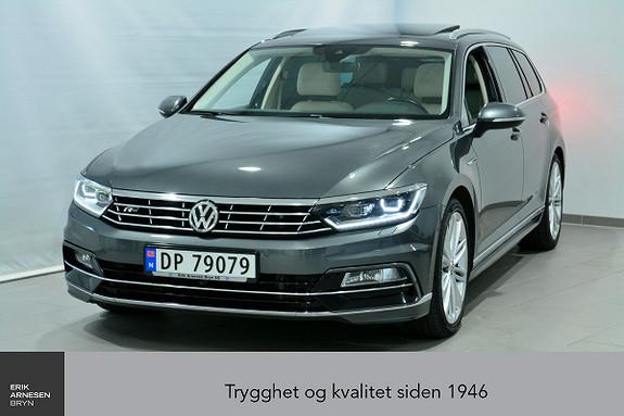 Volkswagen Passat 2,0 TDI 190hk Highline 4MOTION DSG  2016, 55990 km, kr 439000,-