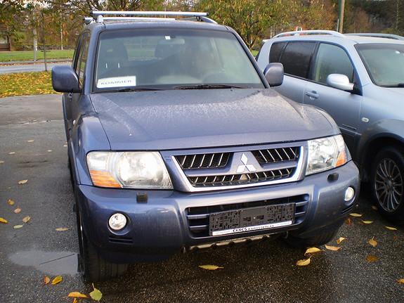 Mitsubishi Pajero personbil 5 seter  2006, 161000 km, kr 167063,-