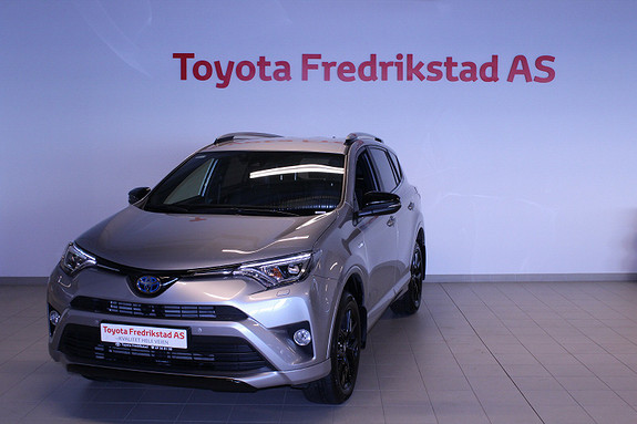 Toyota RAV4 Hybrid AWD 71n Edition Color  2018, 20631 km, kr 459000,-