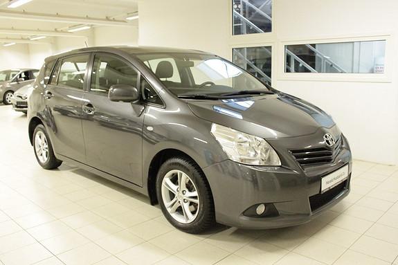 Toyota Verso 2,0 D-4D Panorama 7 seter  2011, 124000 km, kr 144000,-