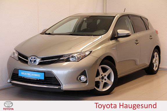 Toyota Auris 1,8 Hybrid E-CVT Active Ryggekamera, Bluetooth  2015, 35885 km, kr 189000,-