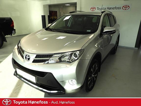 Toyota RAV4 2,0 4WD Executive CVT , bensin, hengerfeste, navi, ++  2015, 43500 km, kr 379000,-