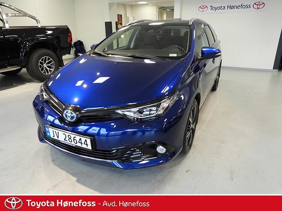 Toyota Auris Touring Sports 1,8 Hybrid Sport Vision Navi, Ryggekamer  2018, 3500 km, kr 319000,-