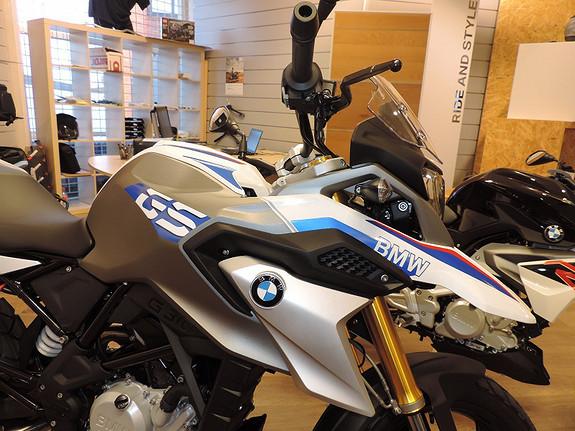 Bilbilde: BMW G310GS