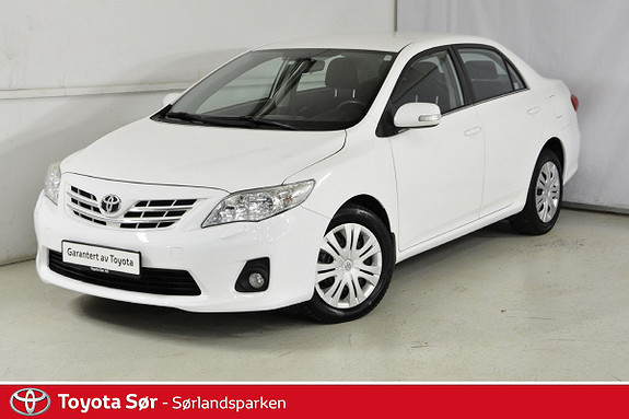 Toyota Corolla 1,4 D-4D Advance Innbyttegaranti kr. 20.000,-  2012, 62000 km, kr 129000,-