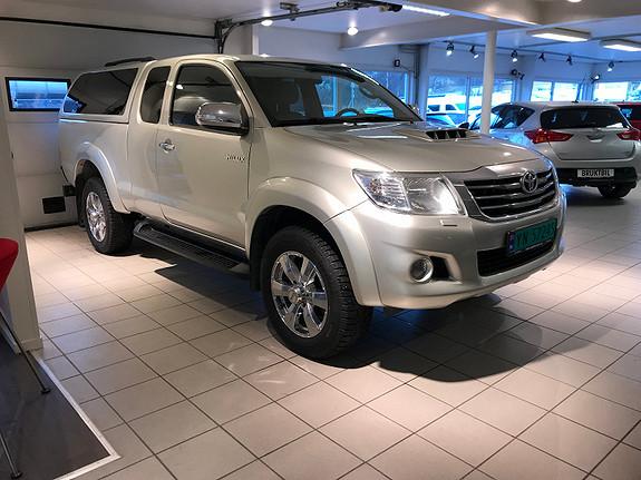 Toyota HiLux 2,5 D-4D SR5 X-Cab  2012, 85983 km, kr 269000,-