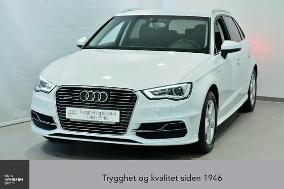Audi A3 Sportback 1,4 TFSI  Ambition  2015, 50400 km, kr 245000,-