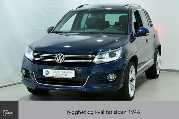 Volkswagen Tiguan 2,0 TDI 140hk 4M BMT Exclusive R DSG  2015, 34800 km, kr 339000,-