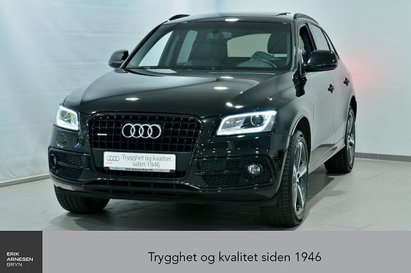 Audi Q5 2,0 TDI 163hk quattro S tronic  2016, 29990 km, kr 489000,-