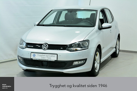 Volkswagen Polo 1,0 TSI 95hk BlueMotion DSG  2016, 31700 km, kr 175000,-