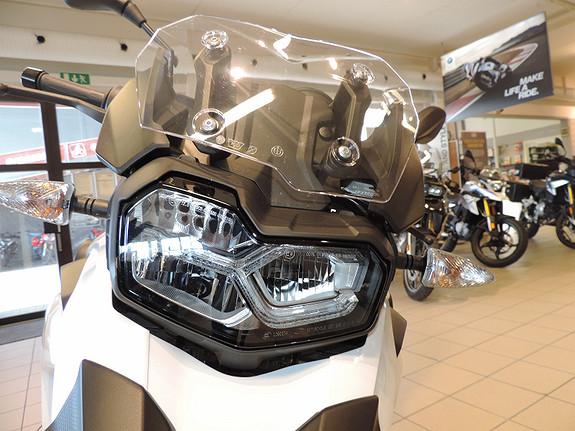 Bilbilde: BMW F750 GS