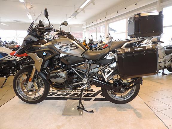 Bilbilde: BMW R1200 GS Exlusive