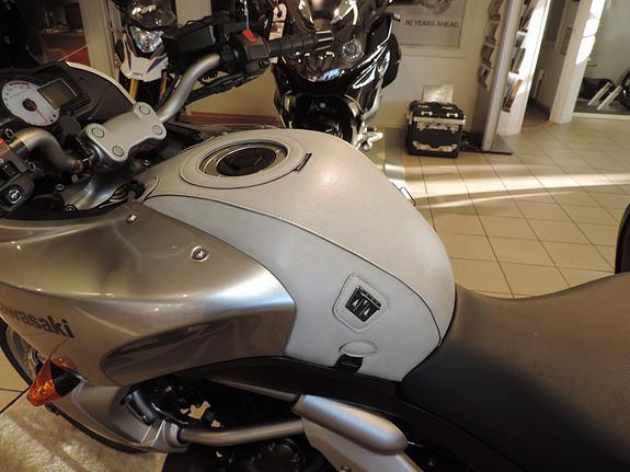 Bilbilde: Kawasaki Versys 650
