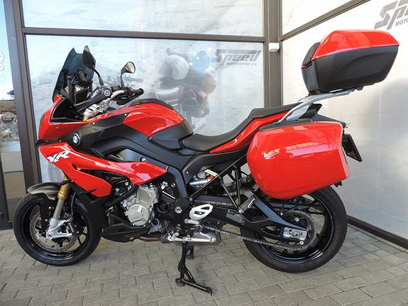 Bilbilde: BMW S1000XR