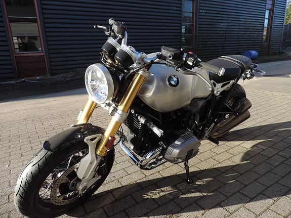 Bilbilde: BMW RnineT Speed Edition