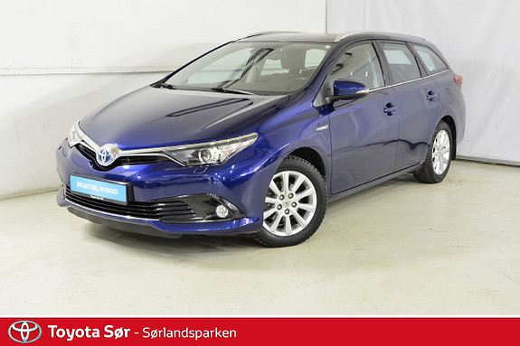 Toyota Auris Touring Sports 1,8 Hybrid Active  2015, 59 500 km, kr 225 000,-