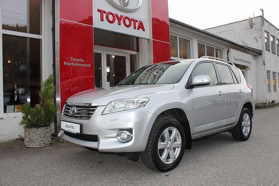 Toyota RAV4 2.0 VVT-i 158hk Executive TECTYL  2012, 72500 km, kr 229500,-