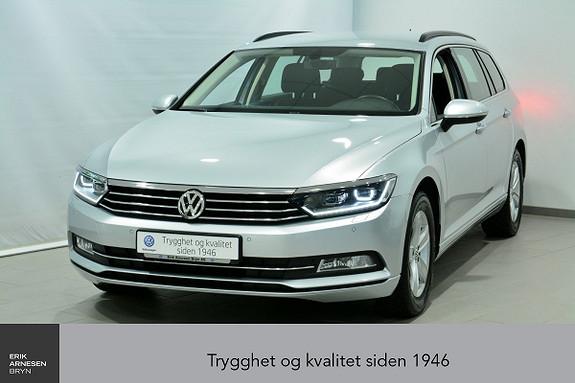 Volkswagen Passat 1,6 TDI 120hk Businessline DSG  2016, 45100 km, kr 279000,-