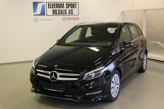 Mercedes-Benz B-Klasse B180 aut  2018, 7929 km, kr 359000,-