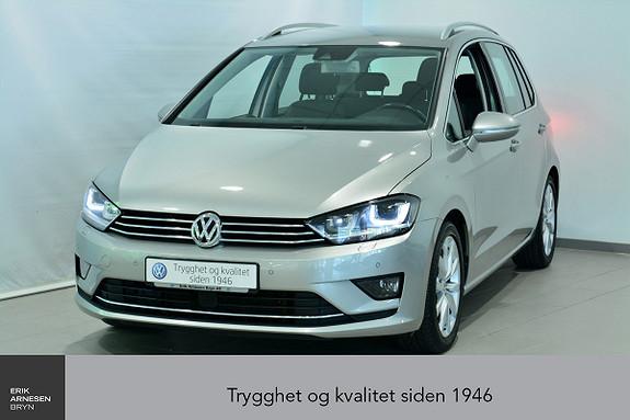 Volkswagen Golf Sportsvan 1,4 TSI 150hk Highline DSG  2015, 53800 km, kr 239000,-