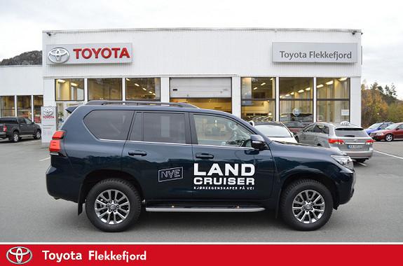Toyota Land Cruiser 2,8 D-4D GX aut  2018, 14000 km, kr 639000,-