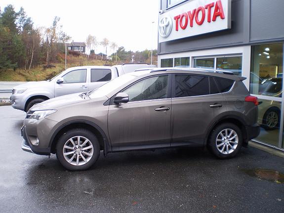 Toyota RAV4 Aktiv+  2014, 92400 km, kr 283719,-